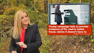 Samantha Bee calls out mail-in ballot voter suppression