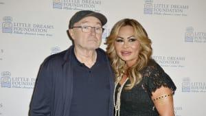 Jetzt wird scharf geschossen: Phil Collins' Ex-Frau heuert bewaffnete Wachmänner an