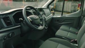 Der neue Ford Transit - Aufgewertete mechanische Komponenten entsprechen höherer Belastung