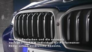 Die neue BMW 5er Reihe - M Sportpaket, BMW Individual Air-Performance-Räder, M Sport Edition