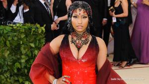 Nicki Minaj postet erstes Baby-Foto