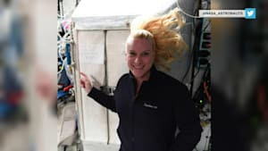 NASA astronaut has voted from space