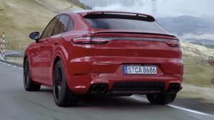 Die neuen Porsche Cayenne GTS-Modelle - alle Highlights