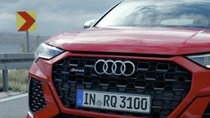 Kompakte Kraftpakete - Audi RS Q3 und Audi RS Q3 Sportback