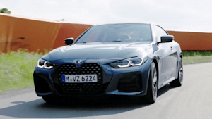 Das neue BMW 4er Coupé Highlights