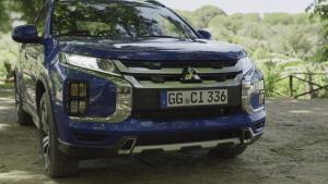 Der neue Mitsubishi ASX - Der zuverlässige Kompakt-SUV