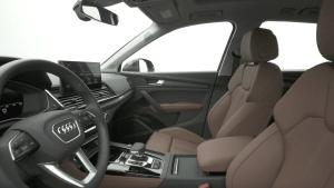 Der Audi Q5 - Geräumig und variabel - Abmessungen und Innenraum