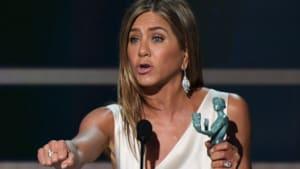 """Jennifer Aniston wütet: """"Es ist nicht lustig, für Kanye zu stimmen"""""""