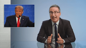 John Oliver calls out Trump for 'truly evil' treatment of immigrants seeking asylum