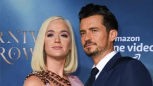 Schlüpfrige Geburtstagsgrüße: Borat wünscht Katy Perry alles Gute