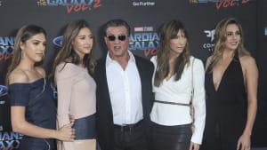 Kardashians-Nachfolge: Sylvester Stallone plant Reality-Show mit seinen Töchtern