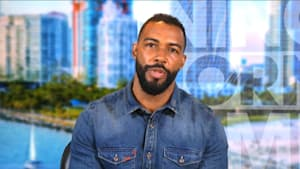 Omari Hardwick talks about his new film, 'Spell'