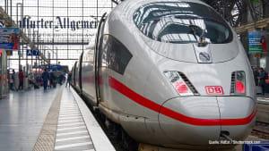 Deutsche Bahn: Krise, weil immer weniger Kunden reisen