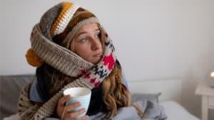 Nie mehr frieren: Mit diesen Tipps halten Sie sich warm