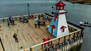 New Brunswick Couple Pulls Off Maritime Cross-Border Wedding