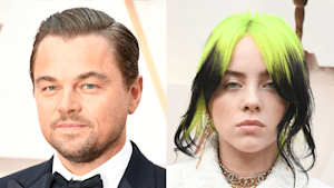 Leonardo DiCaprio and Billie Eilish ask everyone to vote: 'Your vote matters'