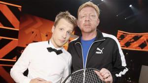 Oliver Pocher: So fies legt er Boris Becker mit gefaktem Preis herein!