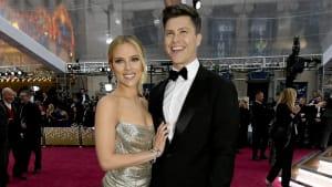 Hochzeit in New York: Scarlett Johansson hat Ja gesagt