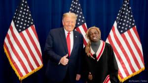 Lil Wayne: Rapper stellt sich demonstrativ hinter Donald Trump