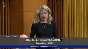 Michelle Rempel Garner Gives Tribute Women And Witches