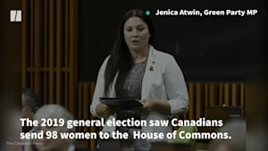 Canadians Elect Historic Number Of Female MPs
