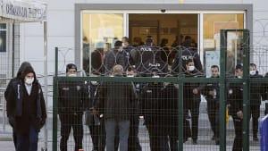 337 mal lebenslänglich: Urteile nach Putsch in der Türkei