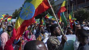 Äthiopien: Finale Militäroffensive auf Region Tigray - EU fordert Waffenrufe