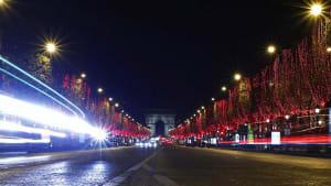 Frankreich: Es weihnachtet sehr