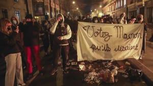 Proteste gegen Sicherheitsgesetz und Schock über Polizeigewalt
