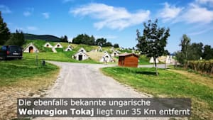 Weinkeller tief im Berg: Hercegkút in Ungarn!