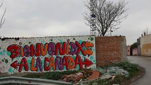 Armenviertel Cañada Real: Stromausfall wegen Hanfanbau?