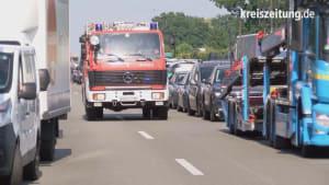 So funktioniert die Rettungsgasse auf der Autobahn