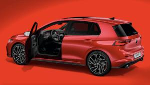 Volkswagen Golf GTI mit neuem Fahrdynamikmanager