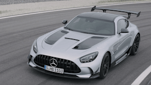 Der neue Mercedes-AMG GT Black Series - Exterieur