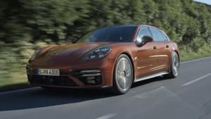 Porsche präsentiert umfangreich überarbeiteten Panamera