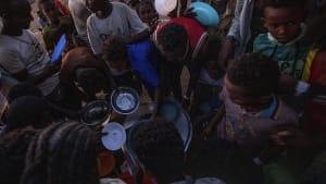 Mehr als 40 000 brauchen Hilfe: Äthiopische Flüchtlinge im Sudan