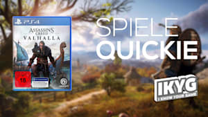 Assassin's Creed Valhalla - Spiele-Quickie