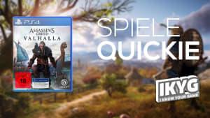 Assassin's Creed Valhalla - Spiele-Quickie