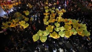 Enten gegen den König: In Thailand wird's für die Monarchie ungemütlich