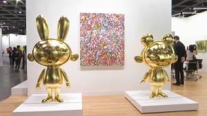 "Minimesse mit Publikum: ""Hong Kong Spotlight by Art Basel"""
