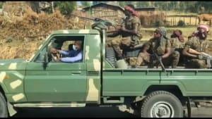 Nach Offensive: Militär meldet Kontrolle über Tigrays Hauptstadt