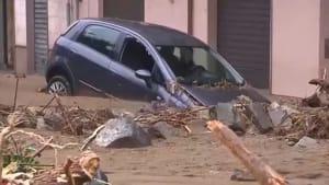 Mehrere Tote durch Unwetter in Sardinien