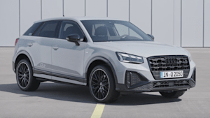 Update für den Audi Q2 - LED- oder Matrix LED-Scheinwerfer