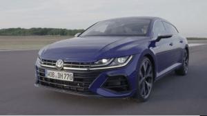 """Der neue Volkswagen Arteon - """"Elegance"""" und """"R-Line"""""""