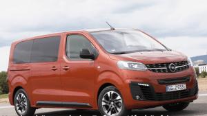 "Der neue Opel Zafira-e Life - Ein Modell, drei Längen - Zafira-e Life ""Small"", ""Medium"" und ""Large"""