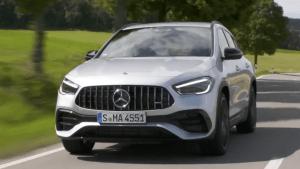 Der neue Mercedes-AMG GLA 45 4MATIC+ - Kompaktes Performance-SUV für alle Lebenslagen