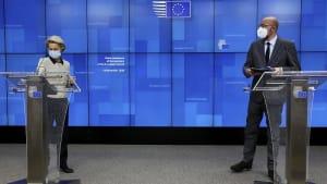 State of the Union: Warum Biden Europas einziger Grund zu Optimismus ist