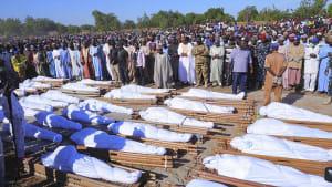 Brutales Massaker in Nigeria - Männer und Frauen bei Reisernte getötet