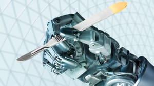 Die Pandemie soll jetzt mit Covid-Robotern in den Griff bekommen werden
