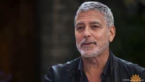 George Clooney: Beim Heiratsantrag ließ Amal ihn zappeln